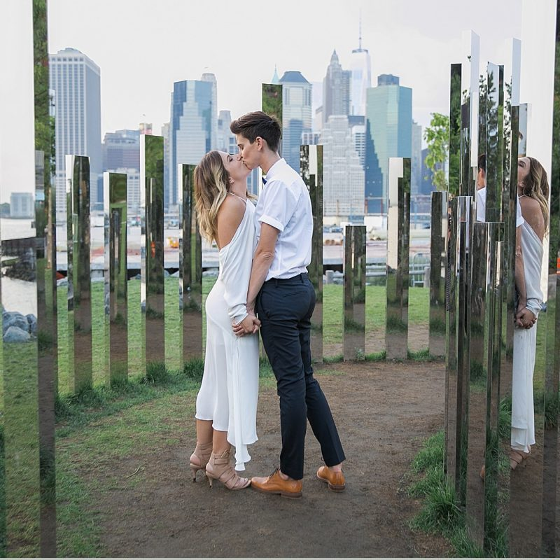 Eloping in NYC from Australia