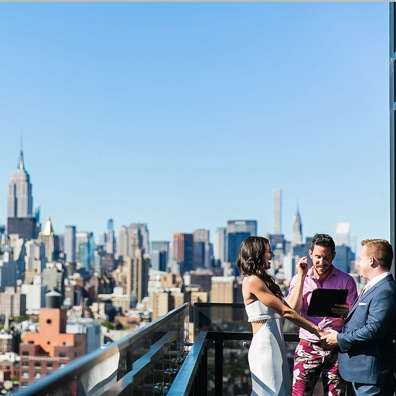 penthouse elopement