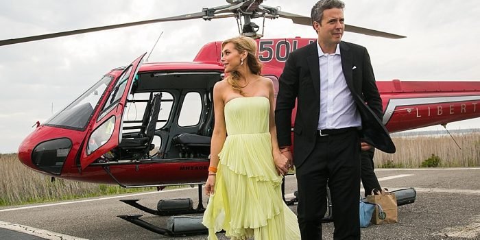 Helicopter Adventure to the Hamptons