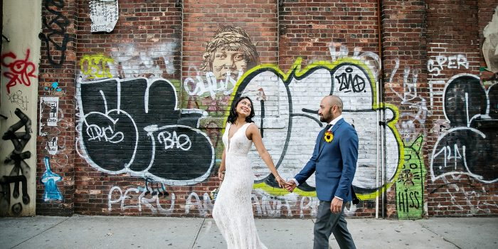 Dumbo and Williamsburg Elopement