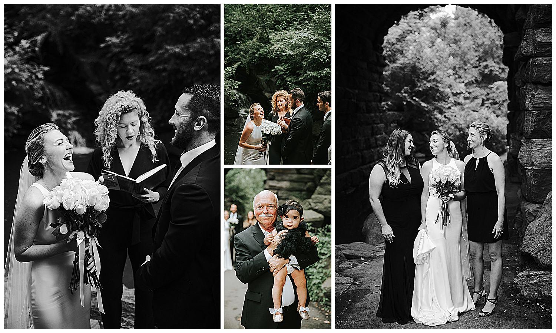 glen span arch wedding